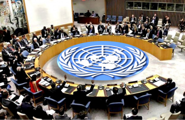 Β-Ε: Μόνο η Ρωσία στο Συμβούλιο Ασφαλείας του ΟΗΕ κατά του διορισμού του Schmidt