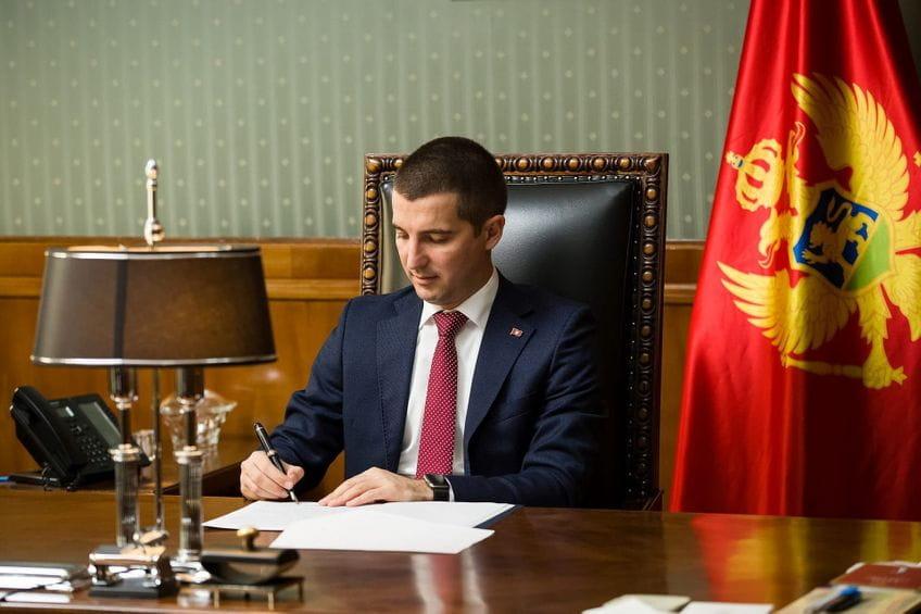 Μαυροβούνιο: Ο Bečić καλεί τα κοινοβουλευτικά κόμματα σε διάλογο