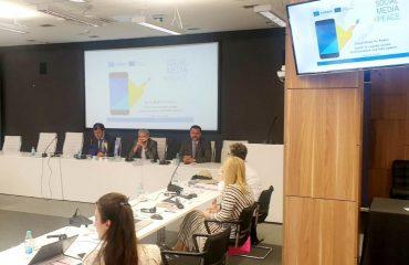 Β-Ε: Δράση για την αντιμετώπιση της διαδικτυακής παραπληροφόρησης και της ρητορικής μίσους