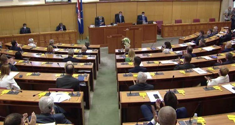 Κροατία: Διαφωνία στο Κοινοβούλιο σχετικά με τους νόμους κατά των παιδεραστών και την «απαγόρευση έκθεσης παιδιών στην προπαγάνδα των ΛΟΑΤ»