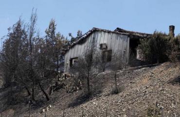 Κύπρος: Άνοιξε τραπεζικός λογαριασμός για ενίσχυση των πληγέντων ενώ συνεχίζεται η καταγραφή των ζημιών από την πυρκαγιά