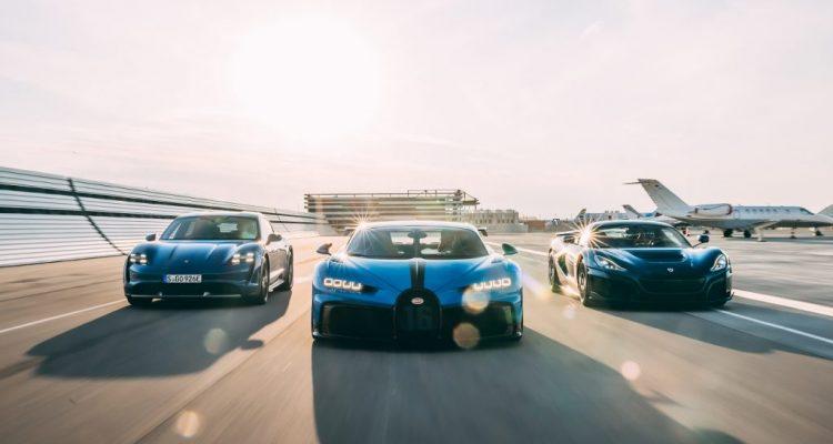 """Κροατία: Το όνομα του νέου σταρ είναι """"Bugatti Rimac"""""""