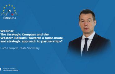 Σλοβενία: Πώς να συμπεριλάβει τα Δυτικά Βαλκάνια στους μηχανισμούς της Κοινής Εξωτερικής Πολιτικής και Πολιτικής Ασφάλειας της ΕΕ