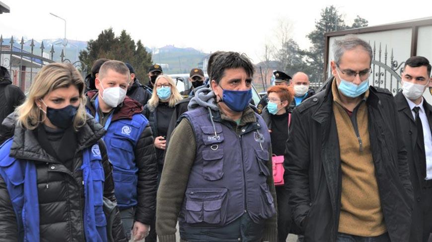 Β-Ε: Ο Štefánek δημοσίευσε την έκθεση σχετικά με τη διερευνητική αποστολή του