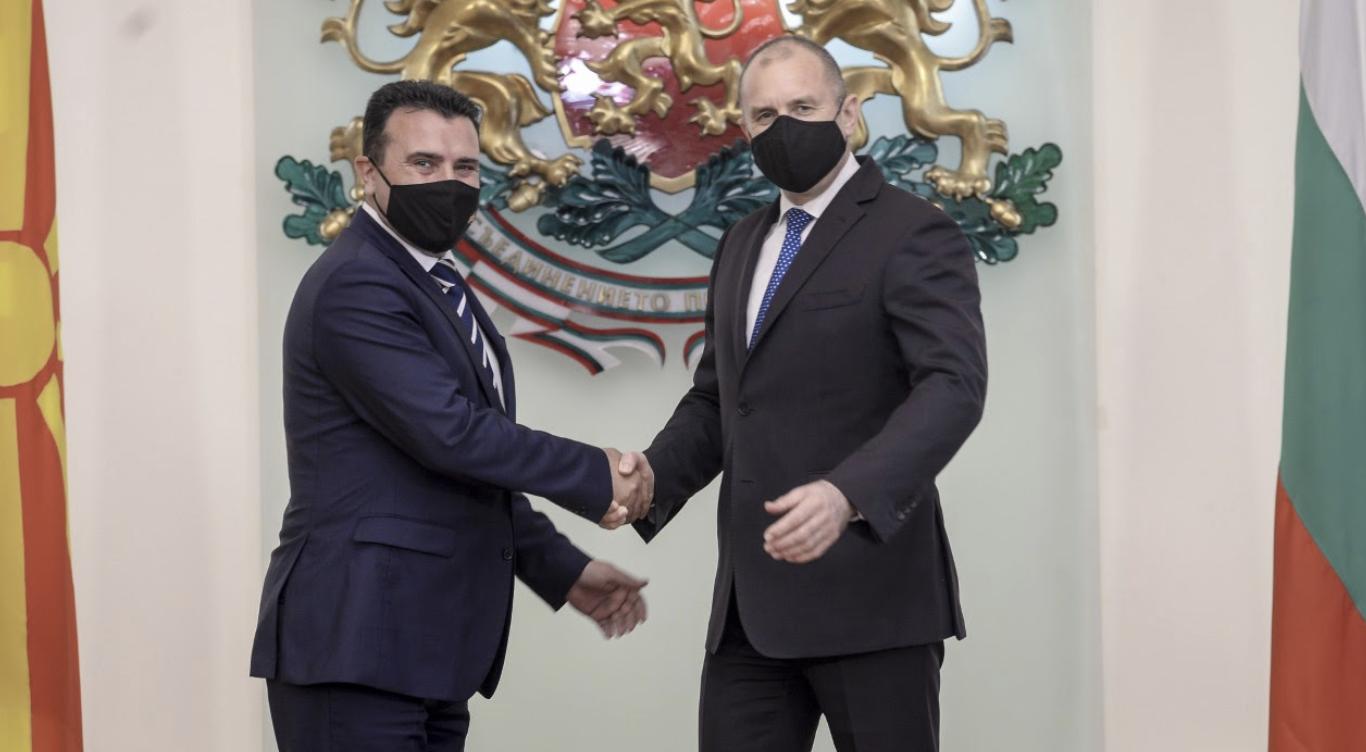 Τα Σκόπια αναμένουν το σχηματισμό πολιτικής κυβέρνησης στη Σόφια και ένα βήμα προς τα εμπρός στην πορεία της χώρας προς την ΕΕ