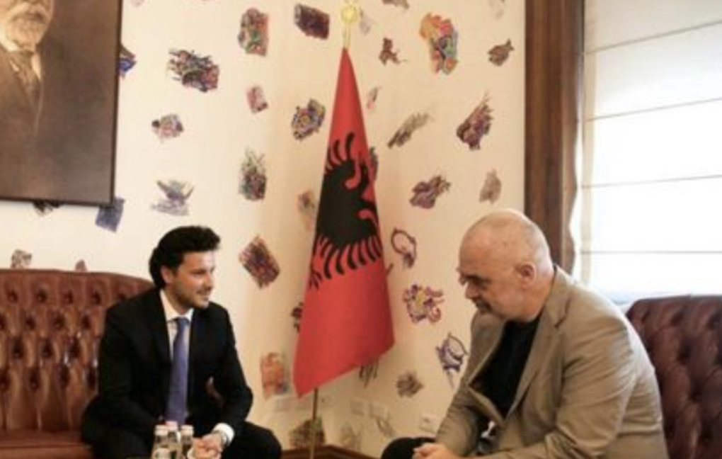 Αλβανία: Συνάντηση Rama Abazović στα Τίρανα