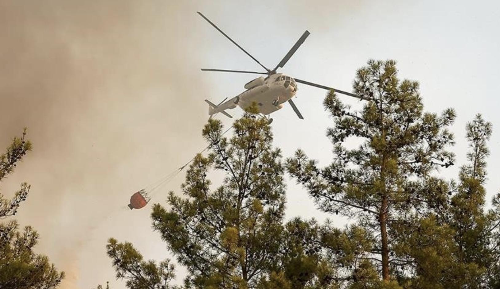 Τουρκία: Οχτώ νεκροί από τις δασικές πυρκαγιές