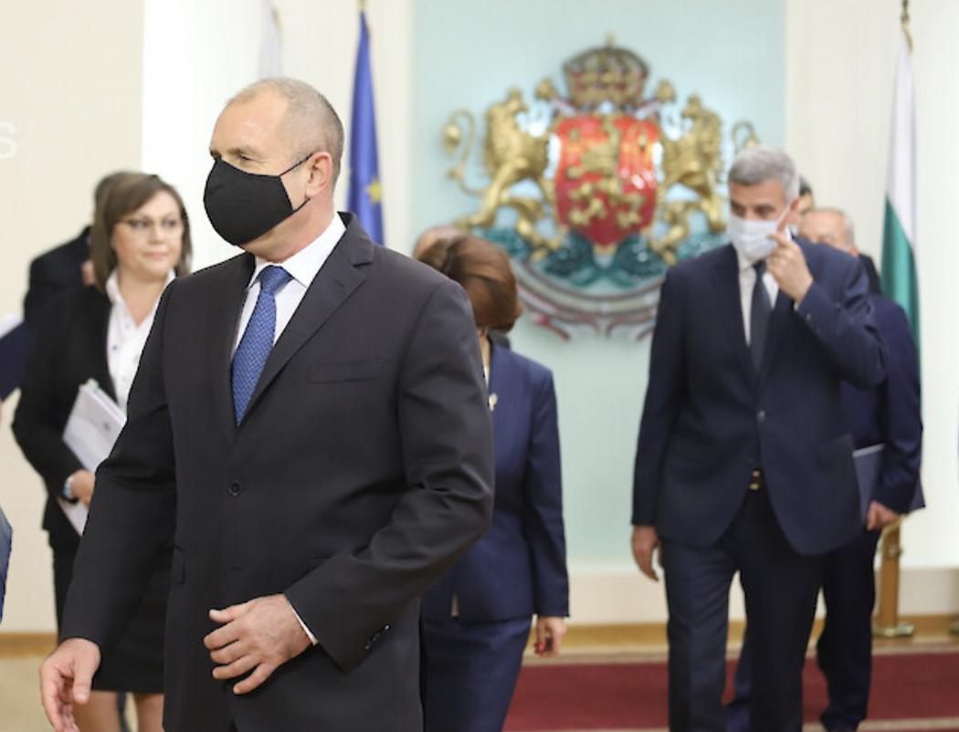 Βουλγαρία: Συγκλήθηκε το Συμβούλιο Εθνικής Ασφαλείας υπό τον Radev