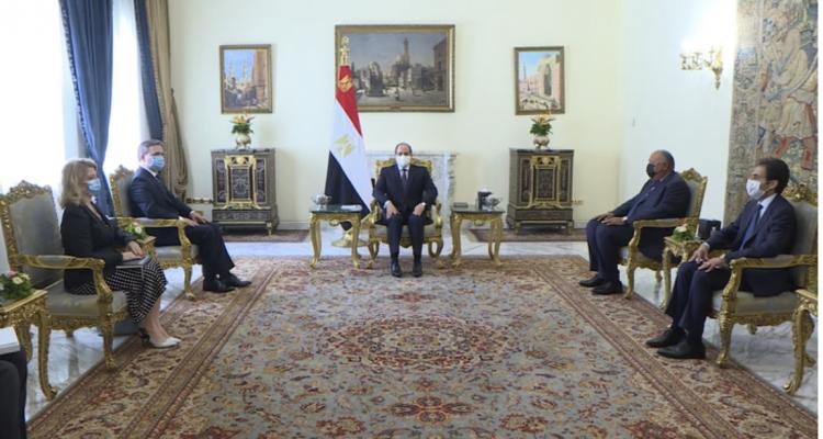 Selakovic: Οι οικονομικές σχέσεις μεταξύ Σερβίας-Αιγύπτου βρίσκονται σημαντικά κάτω από το επίπεδο των πολιτικών