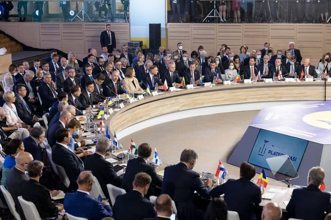 Σλοβενία: Ο Pahor υποστηρίζει την εδαφική ακεραιότητα και την ανεξαρτησία της Ουκρανίας