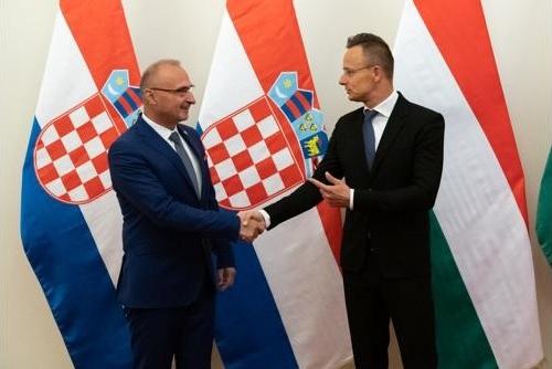 Η Κροατία θα αντιταχθεί στην παράνομη μετανάστευση, είπε ο Grlić Radman