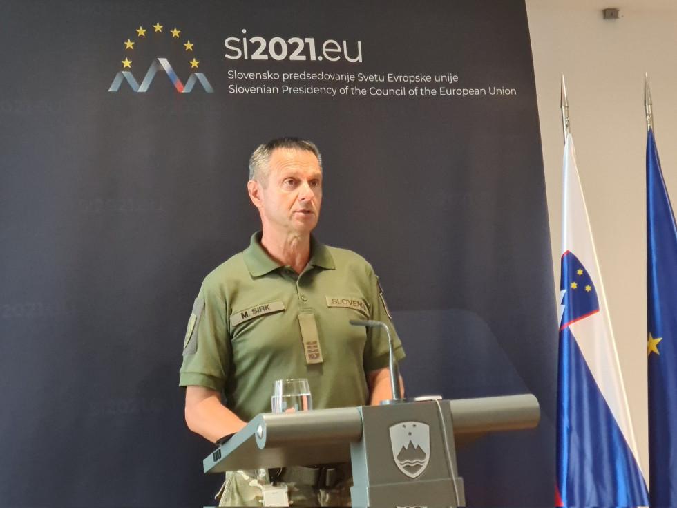 Σλοβενία: Οι υπουργοί Άμυνας θα συζητήσουν την κατάσταση στο Αφγανιστάν και τη στρατηγική πυξίδα