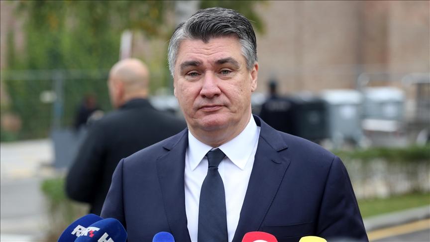 Κροατία: Η πρωτοβουλία του Dodik είναι καλή αλλά μη ρεαλιστική, είπε ο Πρόεδρος MIlanovic