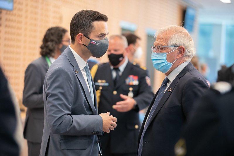 Σλοβενία: Tonin και Borrell προειδοποίησαν για τη στρατηγική αυτονομία της ΕΕ