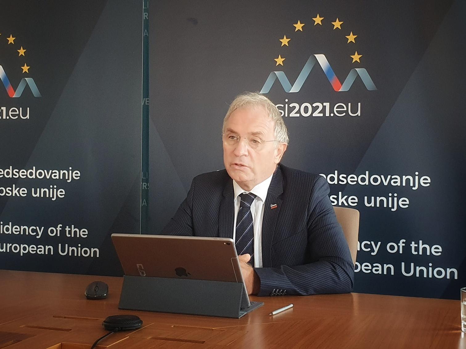 Σλοβενία: Ο υπουργός Hojs για τη διάσκεψη για τα πυροβόλα όπλα στη ΝΑ Ευρώπη