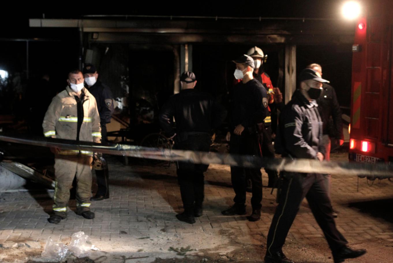 Βόρεια Μακεδονία: Δεκατέσσερεις νεκροί από πυρκαγιά σε νοσοκομείο Covid στο Τέτοβο