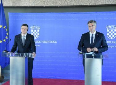 Η Κροατία θα είναι έτοιμη για την Ευρωζώνη, δήλωσε ο πρωθυπουργός Plenković
