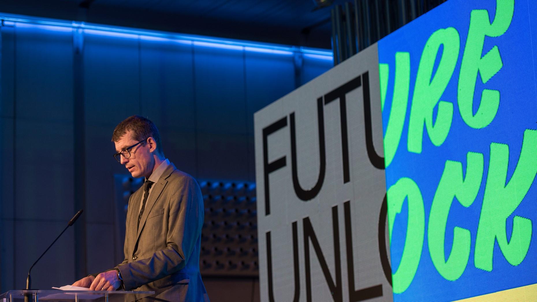 """Σλοβενία: Ολοκληρώθηκε η διάσκεψη """"Future Unlocked"""""""