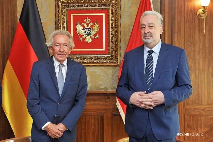 Μαυροβούνιο: Η ΕΕ δεν είναι πλήρης χωρίς τα Δυτικά Βαλκάνια