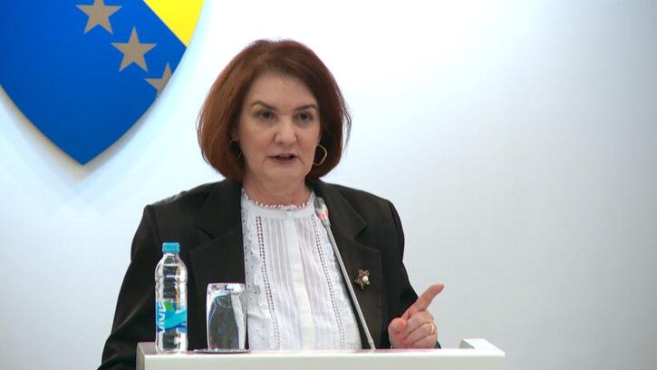 Απολύθηκε η κύρια εισαγγελέας της Βοσνίας-Ερζεγοβίνης
