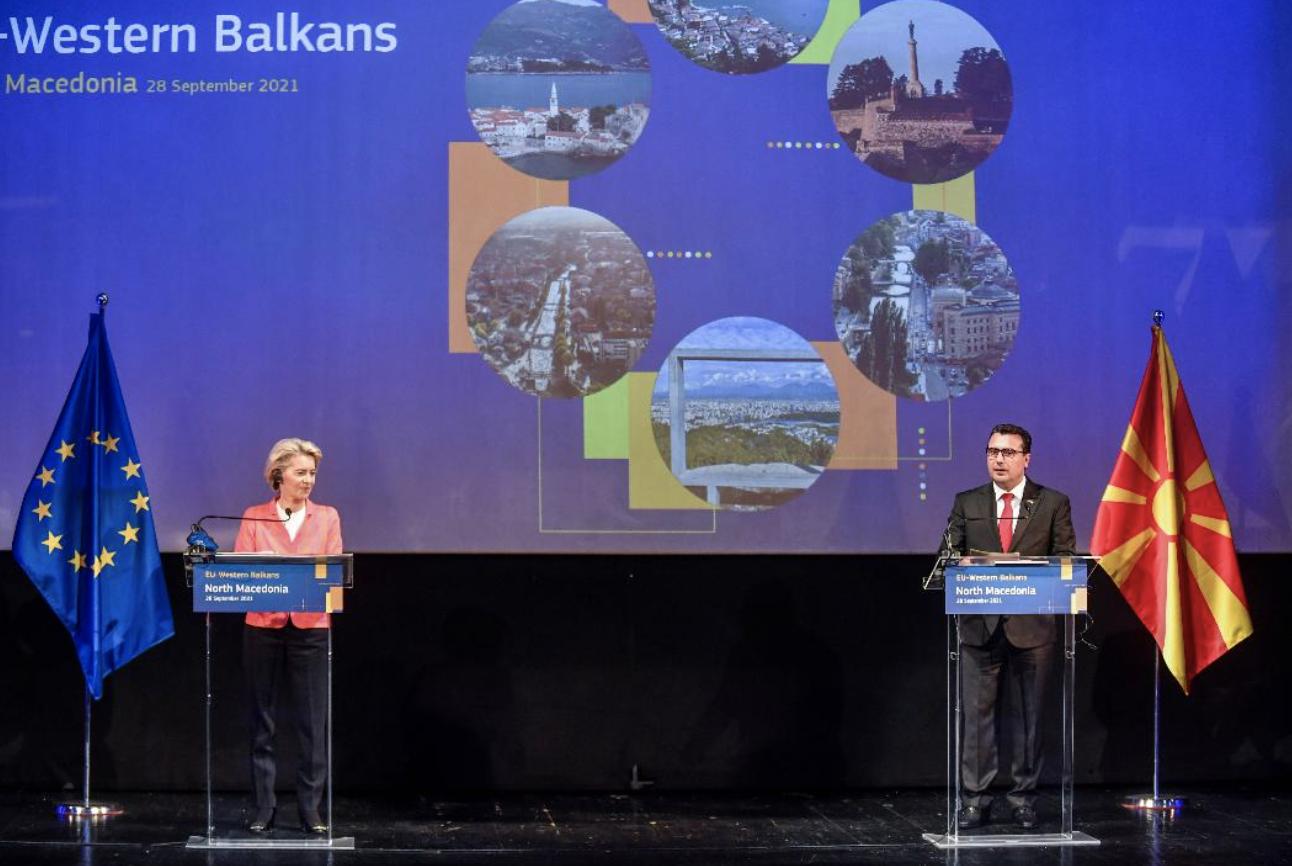 Zaev: Η ΕΕ να επιταχύνει τη διαδικασία διεύρυνσης επειδή ο αποκλεισμός ενθαρρύνει τους αντιπάλους της ευρωπαϊκής ενότητας και αξιών