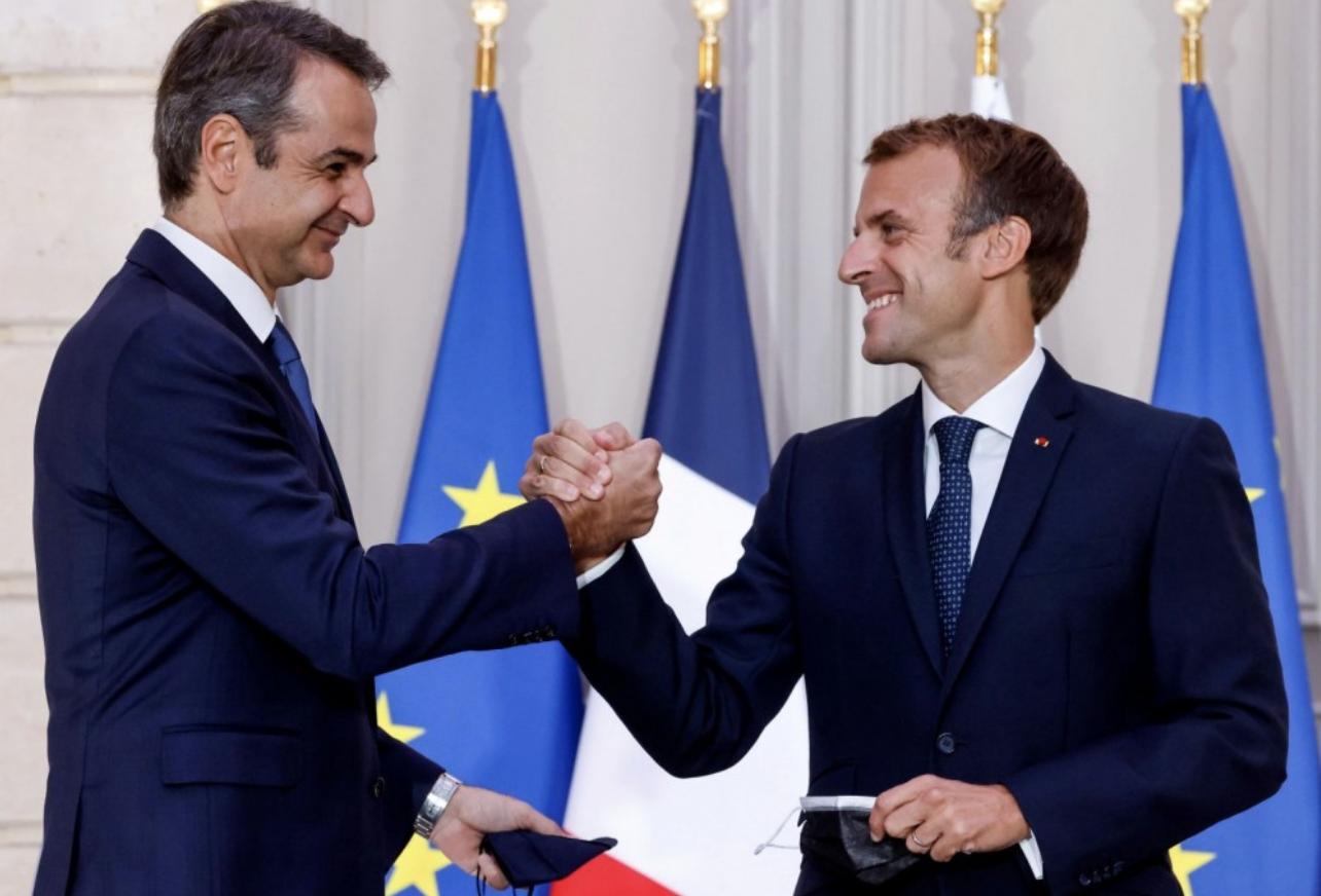 Ελλάδα: Στρατηγική εταιρική συμφωνία με Γαλλία ,επ' αόριστο ανανέωση της αμυντικής συμφωνίας με τις ΗΠΑ