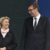 Ο Vučić συναντήθηκε με την Von der Leyen