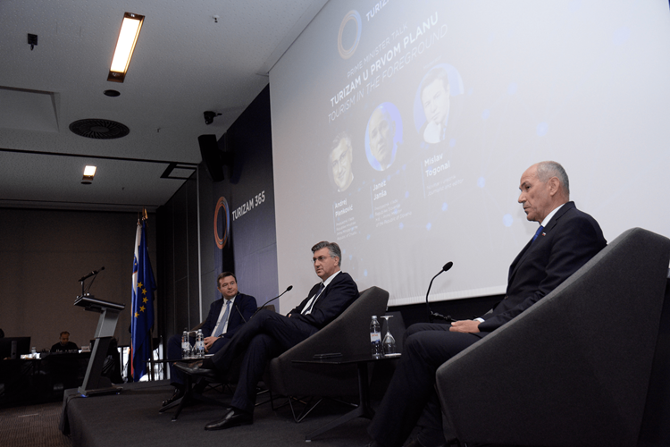 Η Κροατία έχει τη στήριξη της Σλοβενίας για να εισέλθει στη ζώνη Σένγκεν και στην Ευρωζώνη