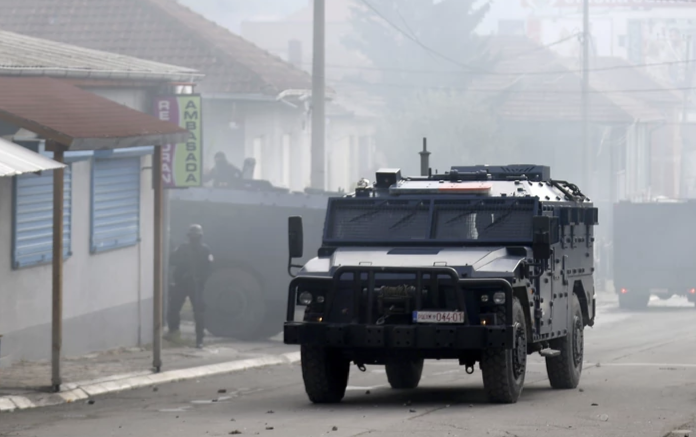 Οι ΗΠΑ ζήτησαν ηρεμία μετά τα γεγονότα στο Κοσσυφοπέδιο