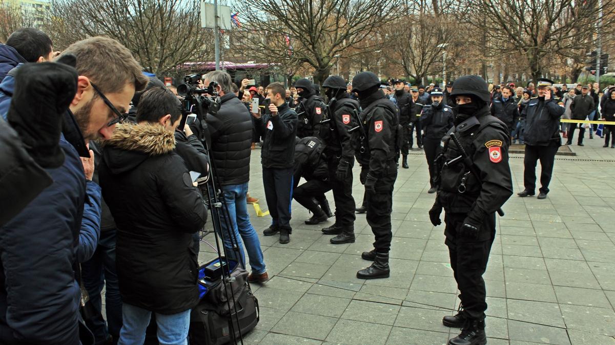 Demonstracije nakon hapšenja u Banja Luci