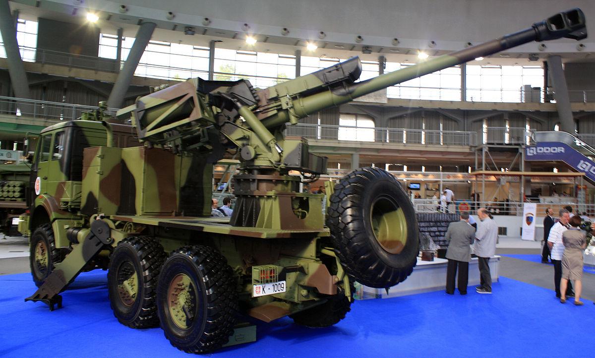 Srbija se intenzivno naoružava
