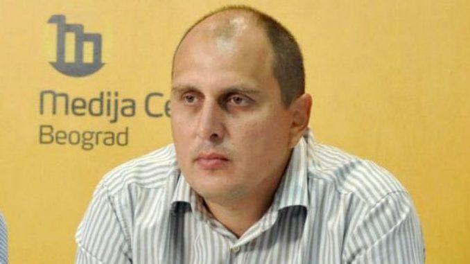 Veselinović se povlači iz predsedništva Saveza za Srbiju