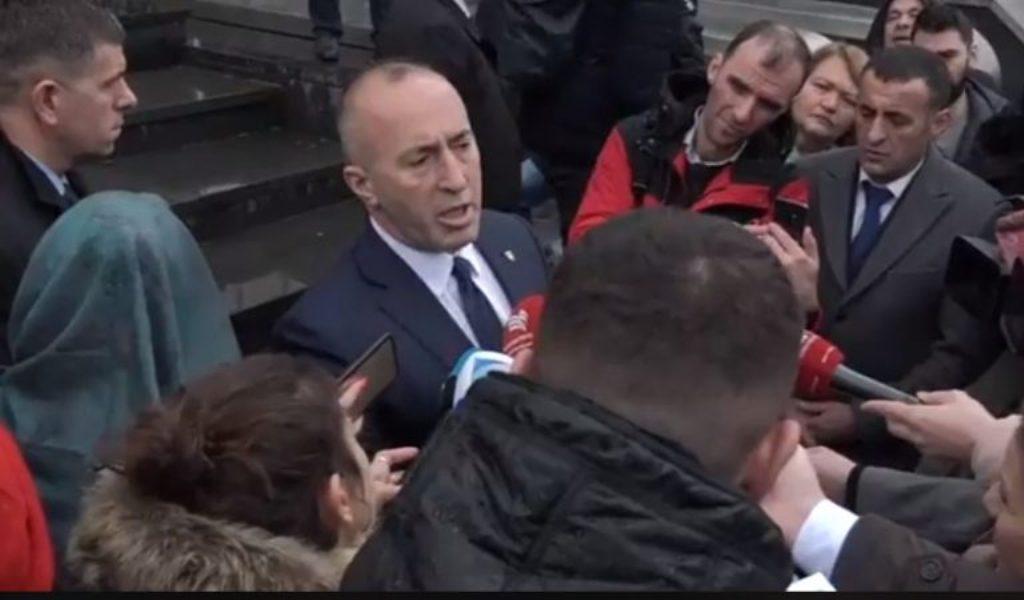 Kosovski premijer Haradinaj kaže da se tarifa na uvoz iz Srbije može ukinuti samo kroz dijalog