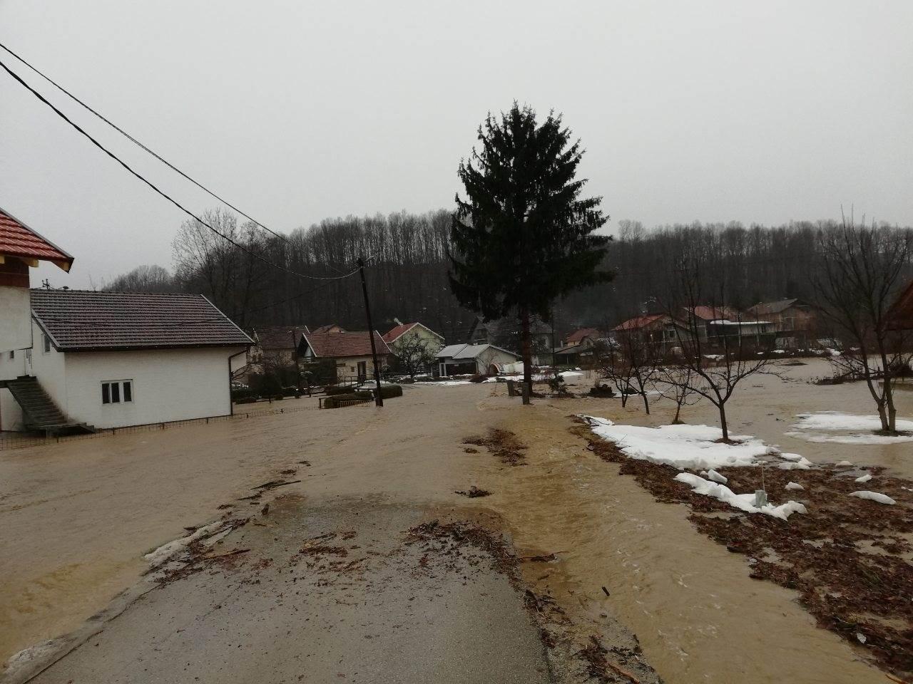 BiH ponovo ugrožena poplavama