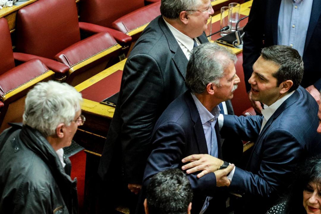 SYRIZA obezbedila većinu od 151 poslanika u grčkom parlamentu