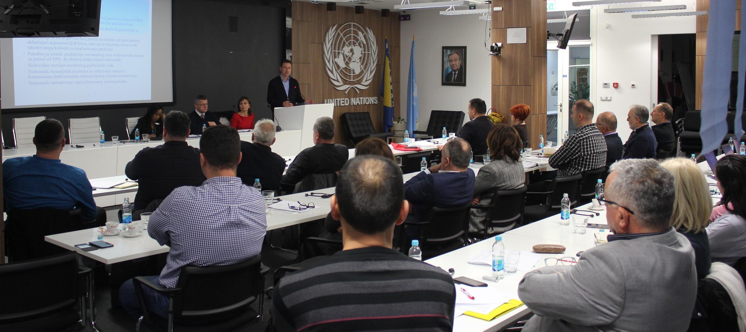 UNDP pomaže u smanjenju rizika od poplava u BiH