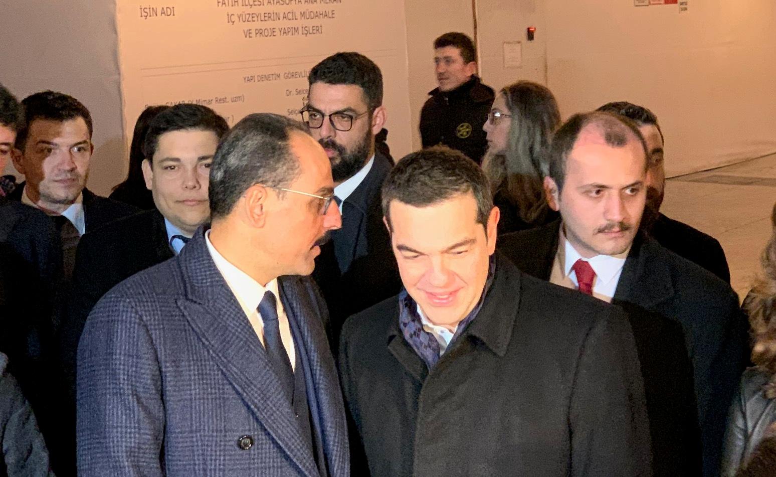 Poseta grčkog premijera Turskoj zamalo otkazana u posljednji čas