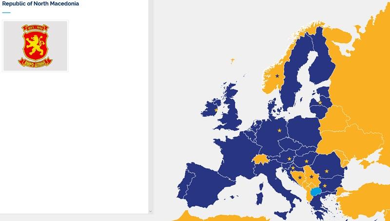 EPP registrovala VMRO-DPMNE kao partiju iz Severne Makedonije