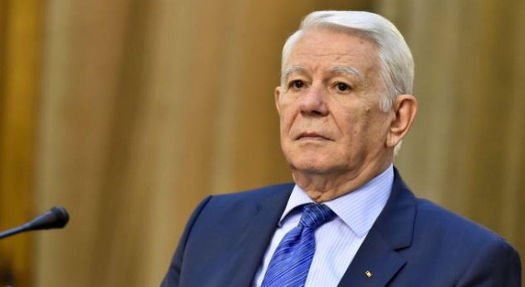 Teodor Melescanu izabran za predsednika Senata