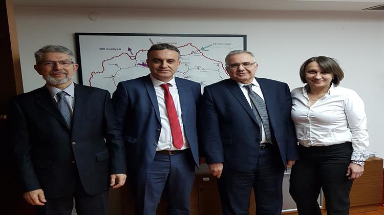 "Gradi se gasovod ""Nea Mesimvria-Northern Macedonia"""
