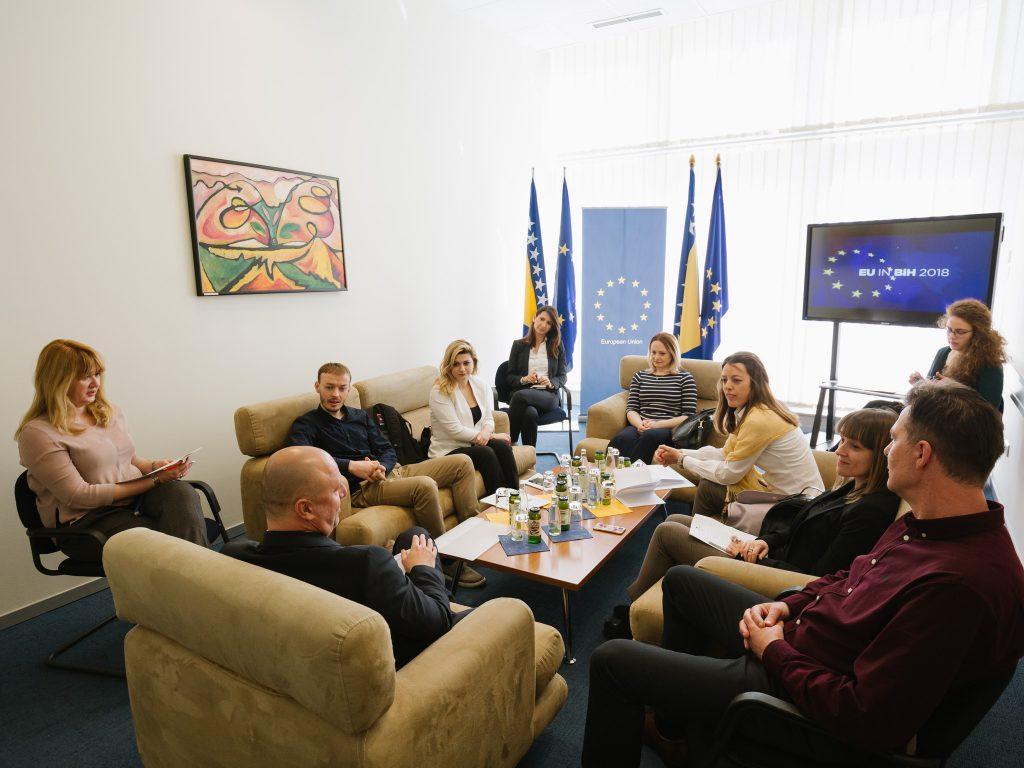 Razmjena mladih službenika pomaže boljem povezivanju na Balkanu