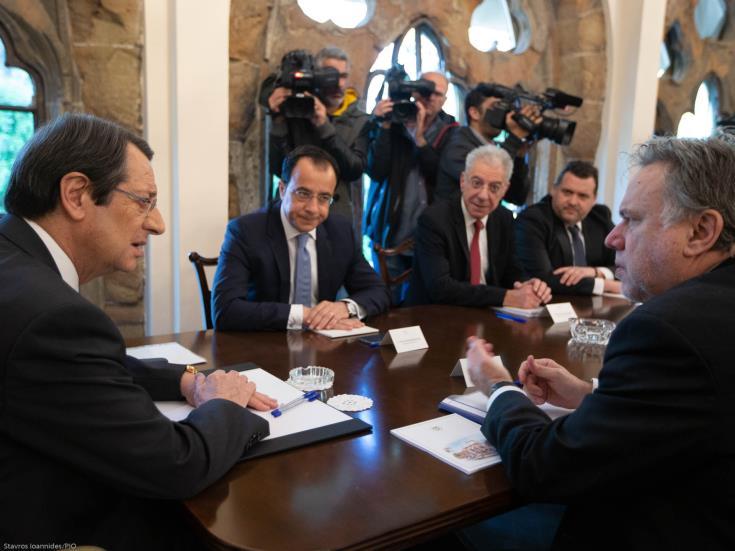 Anastasiades: Apsolutna koordinacija između Grčke i Kipra