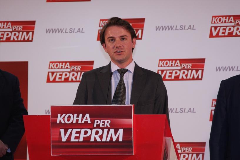 Poslanik albanske opozicije napadnut je zbog odbacivanja direktiva stranke
