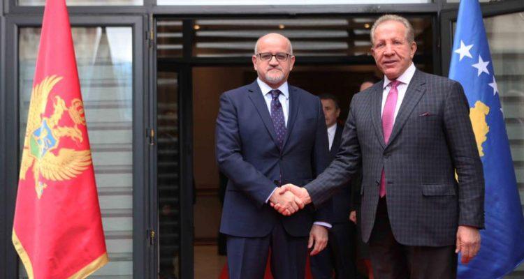 Crna Gora će podržati svaki sporazum koji Kosovo i Srbija postignu