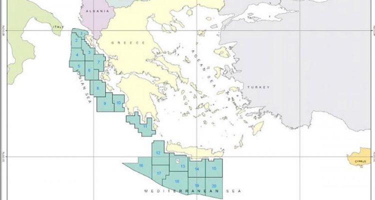 Jedanaest parcela u Grčkoj će se dati za istraživanje ugljovodonika