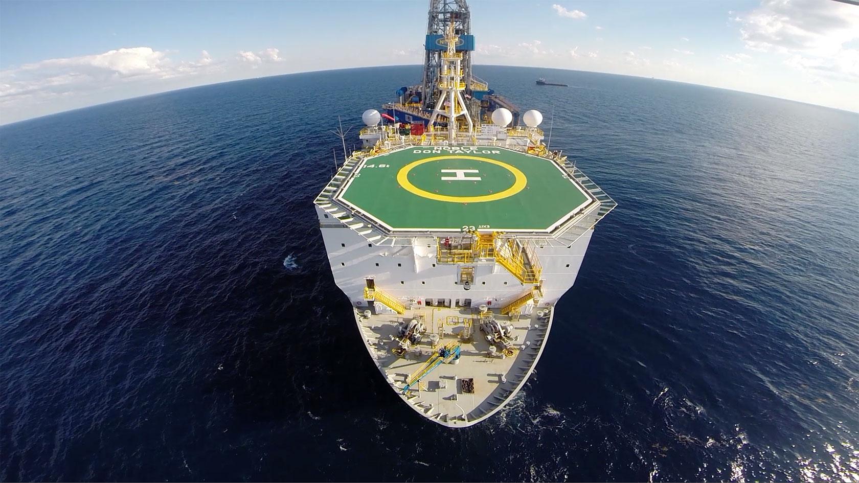 Shell započeo probno bušenje na obali Bugarske