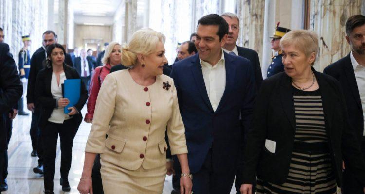 Rumunija-Grčka: Energija je naš prioritet