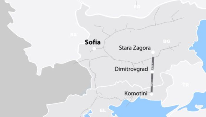 Dve ponude podnesene za izgradnju međukonektorskog dela gasovoda između Bugarske i Grčke