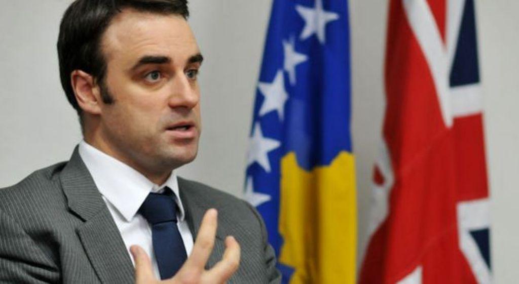Ambasada Velike Britanije: Situacija na Kosovu je mirna