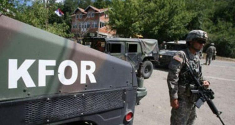 KFOR kaže da je situacija na Kosovu pod kontrolom